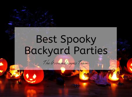 Best Spooky Backyard Parties