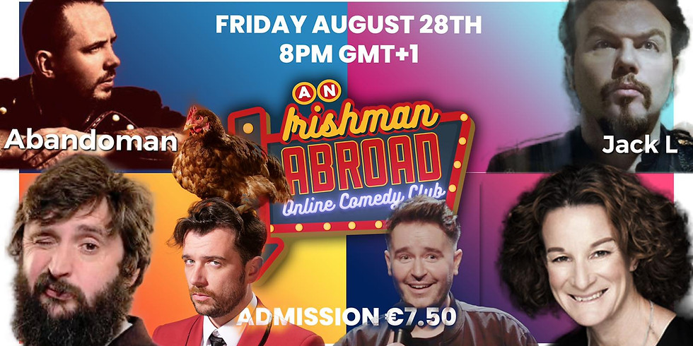 Irishman Abroad Comedy Club