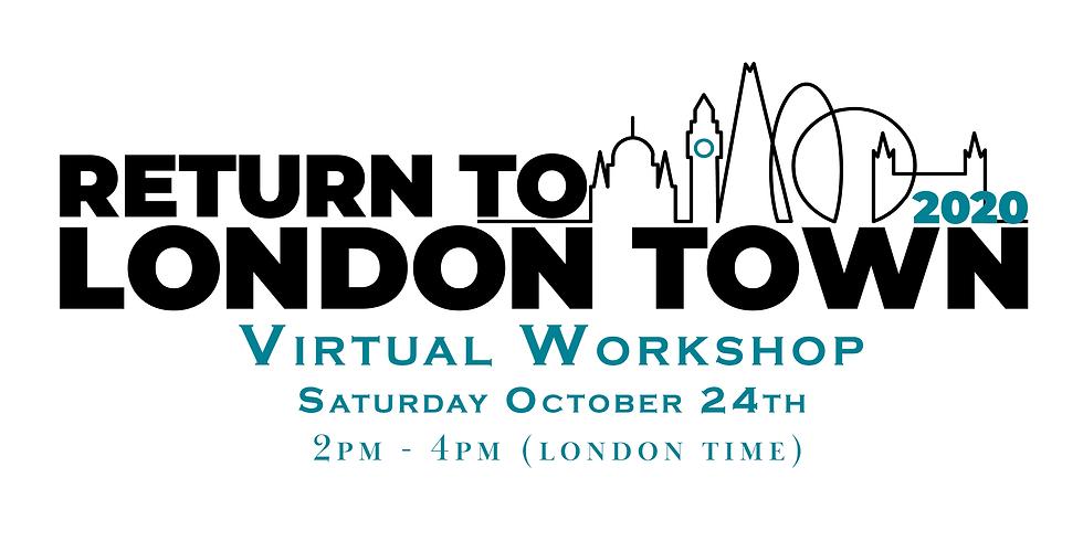 Virtual Workshop U18 Ticket | 2pm - 4pm
