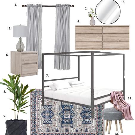 Shop this Amazon Bedroom!