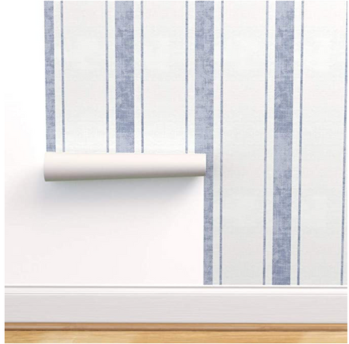 Striped French Ticking