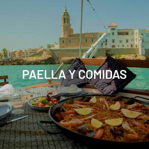 Paella y comidas