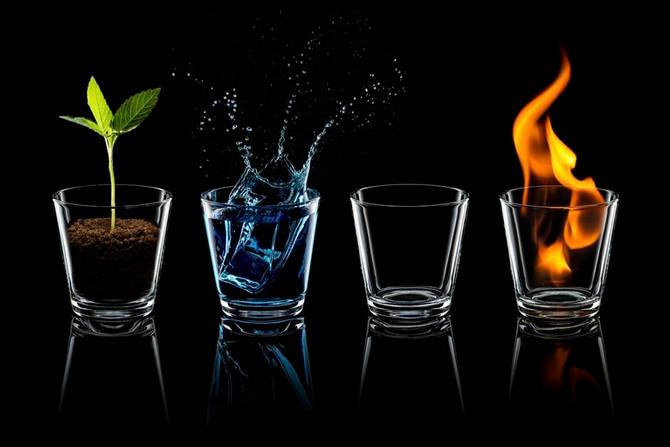 VIDÉO : Les 4 éléments