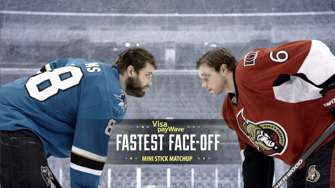 Social Campaign for NHL sponsorship
