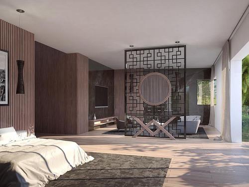 Conceptual Interior View