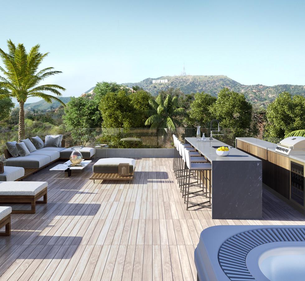 Villa Formosa II - Rooftop