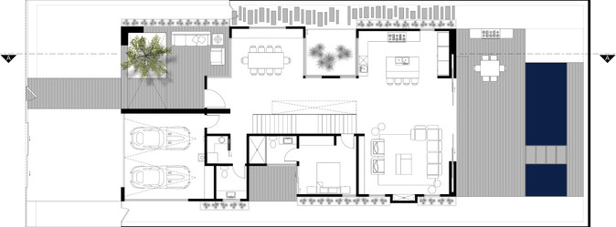 Conceptual First Floor