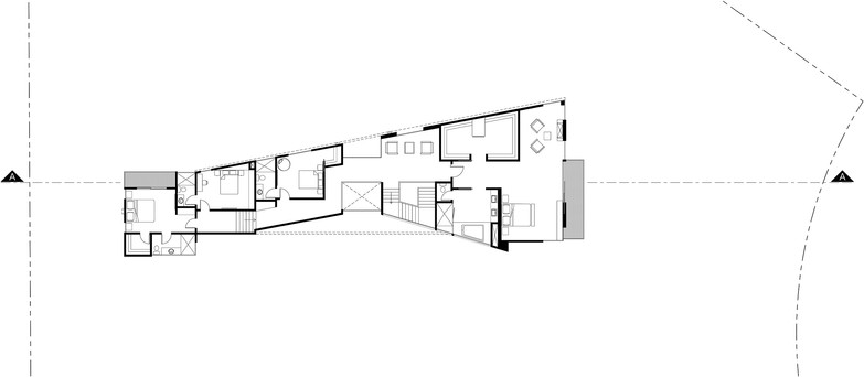 Conceptual Second Floor Plan