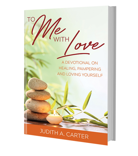 Devotional on healing and pampering yourself