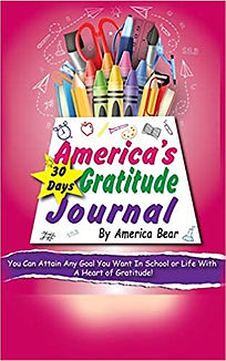 Americas 30 Days Gratitude Journal Ameri