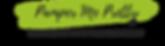 Logo for Pamper Me Pretty Transparent.pn