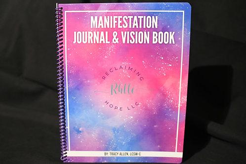 Manifestation Journal & Vision Book