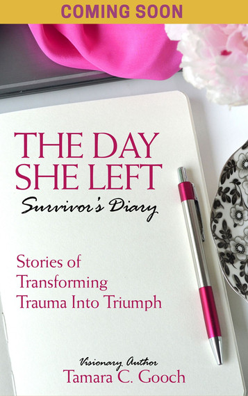 The Day She Left Survivors Diary