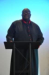 Pastor Amin Flowers