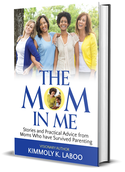 Mom And Me Book