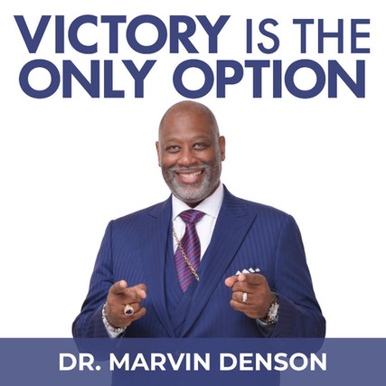 VICTORY IS THE ONLY OPTION