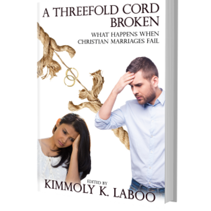 Co-Author of A Threefold Cord Broken: What Happens When Christian Marriages Fail