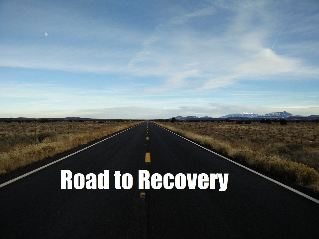 Bounce Back Recovery Roadmap
