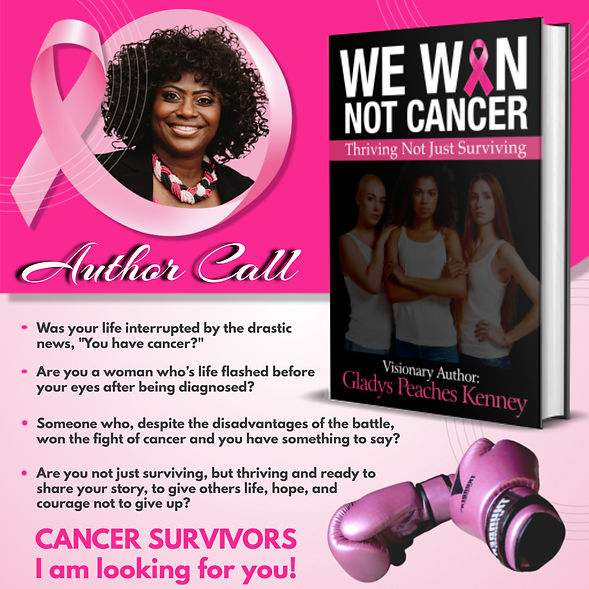 We Won Not Cancer Author Call New.jpg