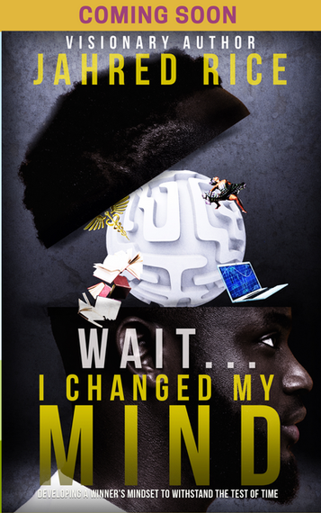 Wait I Changed My Mind Book