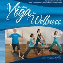 Healing Yoga for Wellness DVD with Lorien Neargarder