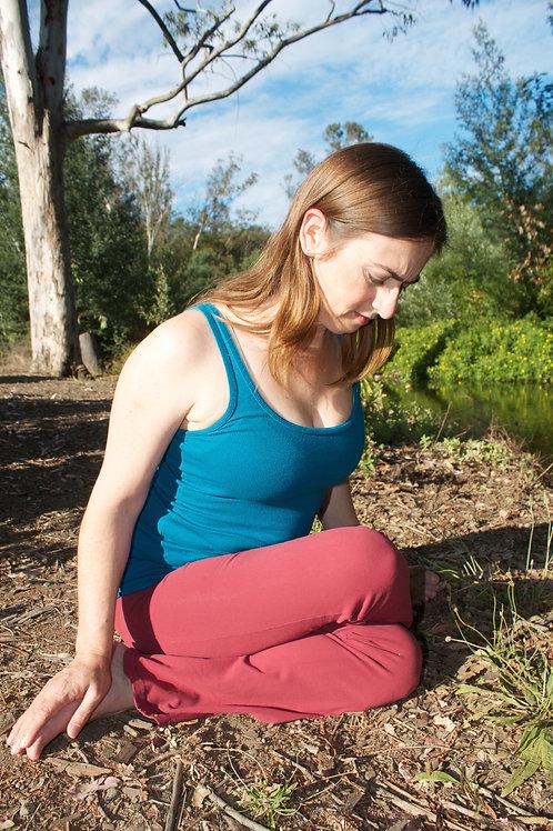 Podcast: 75-minute Yin Yoga Class
