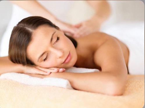 Presentkort massage 50 min