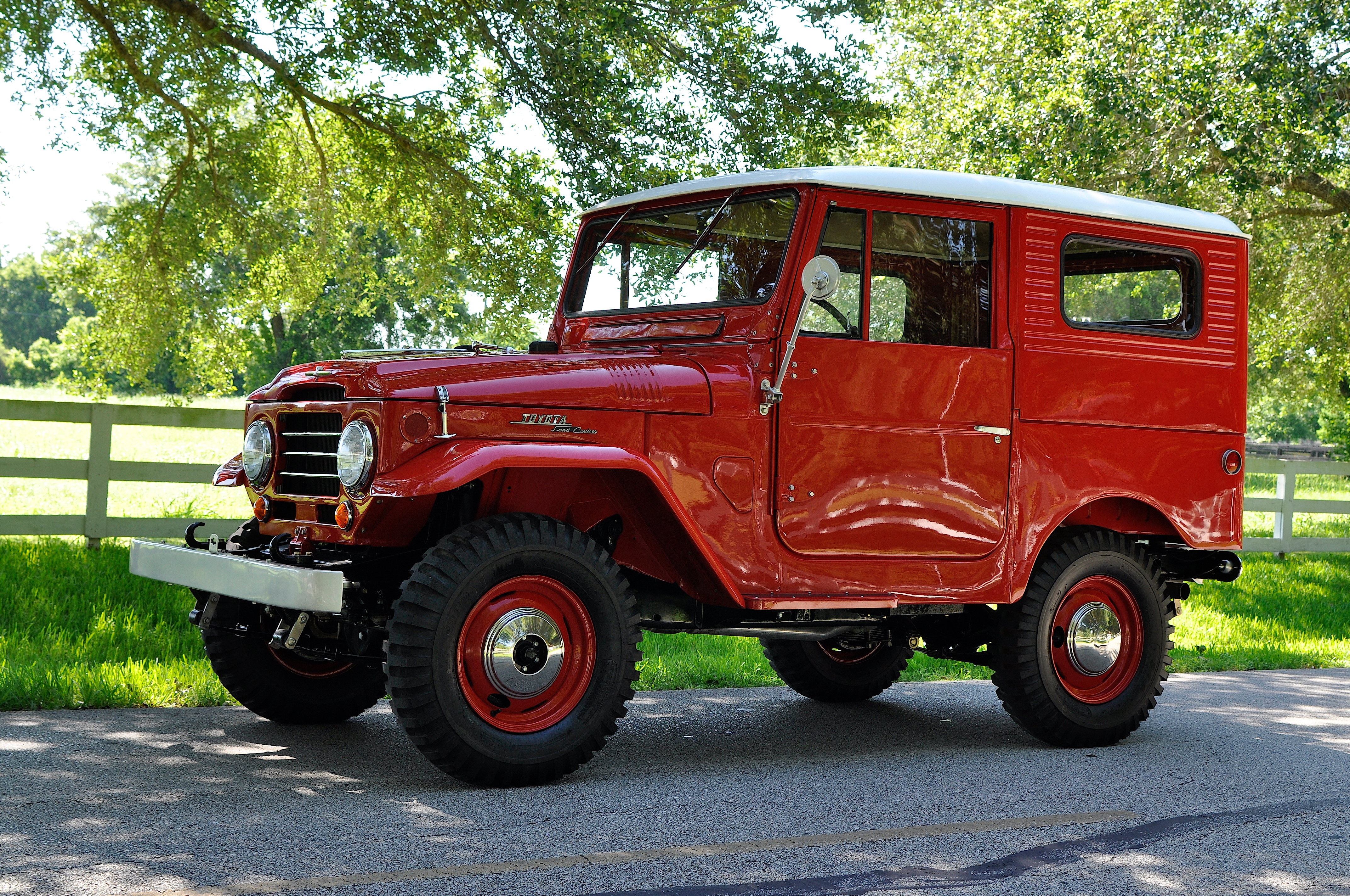 Fj45 Wagon