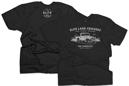 THE AMERICAS Premium T-Shirt (Black or Navy)