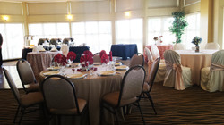 We handle large and small events
