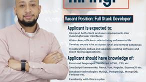Full Stack Developer Job Description