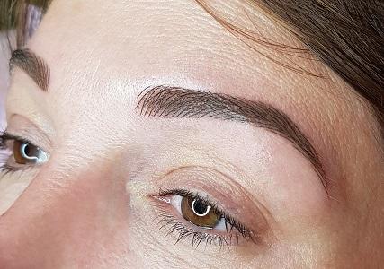 3D maquillage permanent bordeaux sourcil