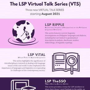 2021 LSP Virtual Talk Series (VTS)