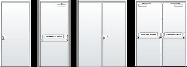 Steel Door Types