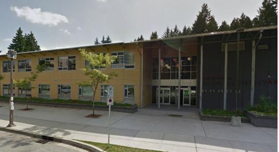 Glen Elementary School, Coquitlam
