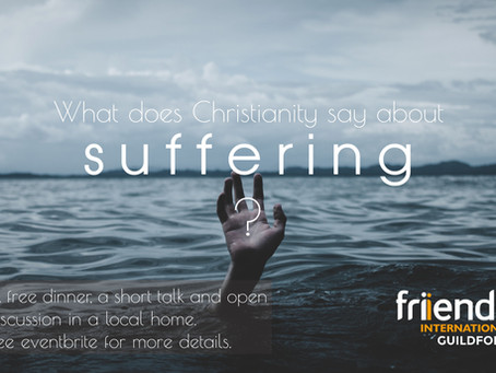 What do Christians Believe about Suffering?