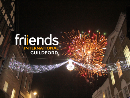 Welcome to Friends International Guildford