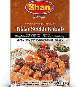 Tikka Seekh Kabab SHAN    50g