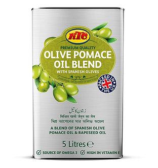 Pomace Olive Oil  KTC    5 litre