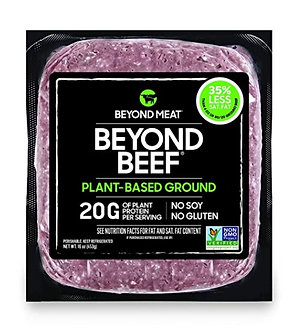 Beyond Beef Ground BEYOND MEAT   1lb
