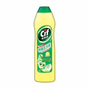 Powerful Cream Cleanser - Lemon  CIF   500ml
