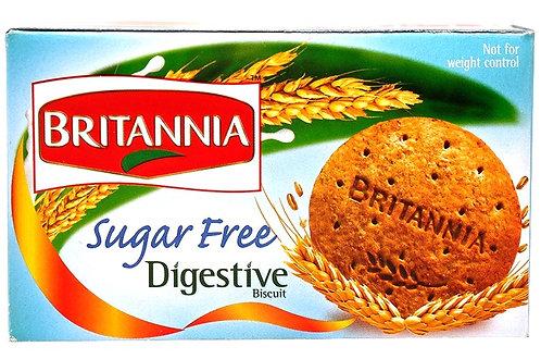 Sugar Free Digestive Biscuit  BRITANNIA    200g
