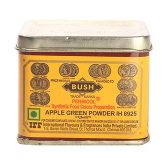Apple Green Food Colour BUSH   100g