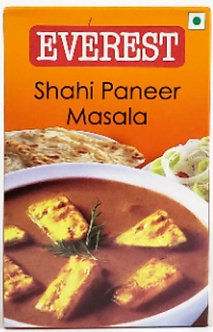 Shahi Paneer Masala EVEREST    100g