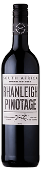Pinotage 2018  RHANLEIGH    750ml