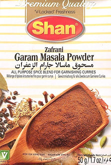 Garam Masala Powder SHAN    50g