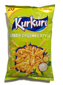 Green Chutney Style KURKURE   90g