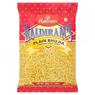 Plain Bhujia HALDIRAMS 200g