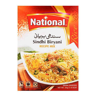 Sindhi Biryani NATIONAL   50g