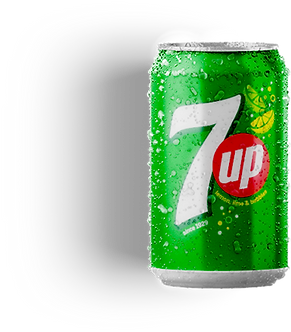 7-Up Can  330 ml